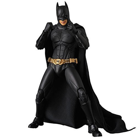 Image for Batman Begins - Batman - Bruce Wayne - Mafex No.049 - Begins Suit (Medicom Toy)