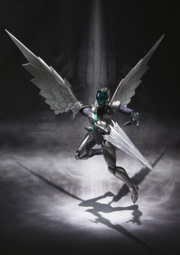 Image 3 for Accel World - Silver Crow - S.H.Figuarts (Bandai)