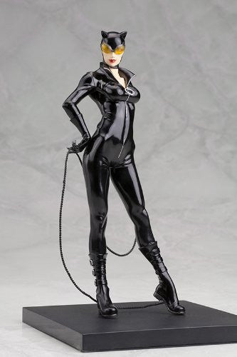 Image 2 for Batman - Catwoman - DC Comics New 52 ARTFX+ - 1/10 (Kotobukiya)