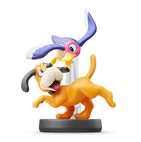 Image for Dairantou Smash Bros. for Nintendo 3DS - Dairantou Smash Bros. for Wii U - Duck Hunt - Amiibo - Amiibo Dairantou Smash Bros. Series (Nintendo)