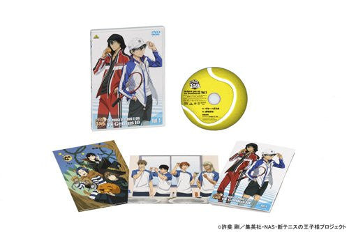 Image 3 for Prince Of Tennis Ova Vs Genius10 Vol.1 [Limited Edition]