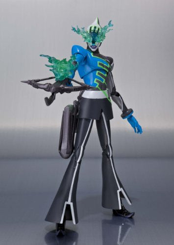 Image 3 for Tiger & Bunny - Lunatic - S.H.Figuarts (Bandai)