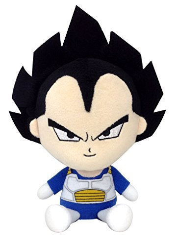 Image 1 for Dragon Ball Z - Vegeta - Dragon Ball Z Mini Plush Cushion - Mini Cushion (Bandai)