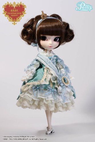 Image 3 for Fukasawa Midori - Pullip P-113 - Pullip (Line) - La robe vert clair - 1/6 (Baby the Stars Shine Bright, Groove)