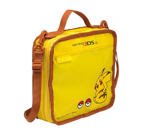 Image 2 for Pokemon Bag for 3DSLL (Pikachu)