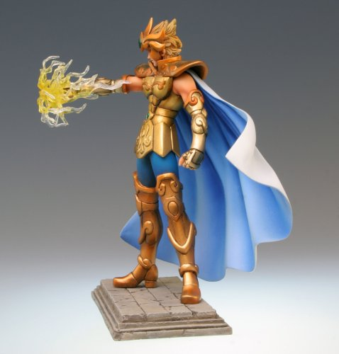 Image 2 for Saint Seiya - Leo Aiolia - Saint Seiya Super Statue (Medicos Entertainment)