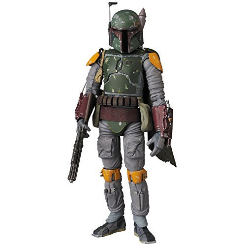 Image 10 for Star Wars - Boba Fett - Mafex No.025 - Return Of The Jedi ver. (Medicom Toy)