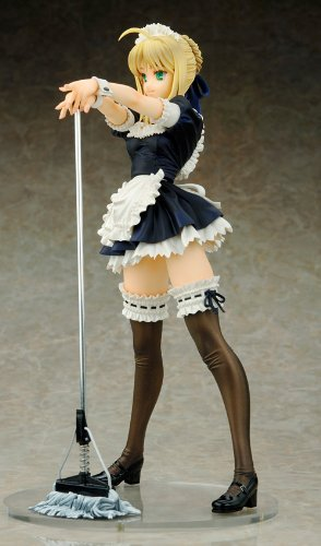Image 4 for Fate/Hollow Ataraxia - Saber - 1/6 - Maid Ver. R (Alter)