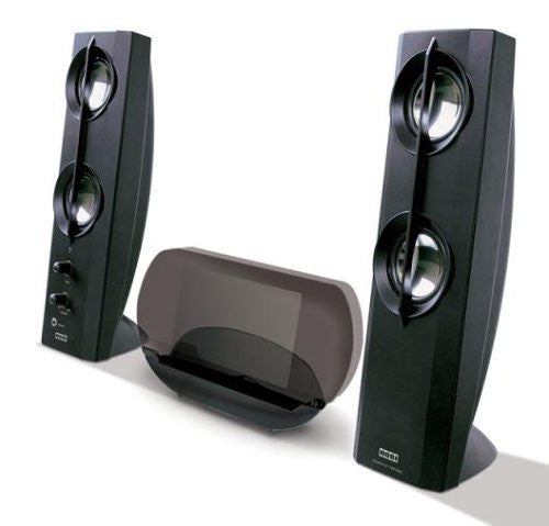 Image 1 for Speaker Set Portable (black)