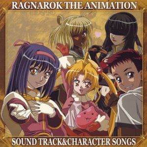 Ragnarok the Animation Sound Track & Character Songs