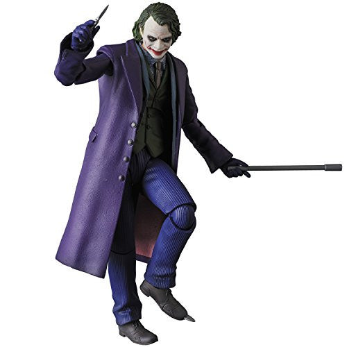 Image 3 for The Dark Knight - Joker - Mafex No.51 - Ver.2.0 (Medicom Toy)