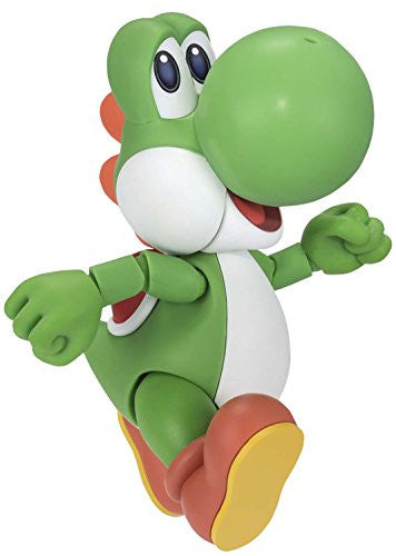 Image 1 for Super Mario Brothers - Yoshi - S.H.Figuarts (Bandai)