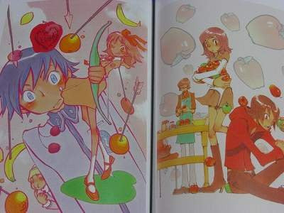 Image 5 for Persona Tribute Illustrations Anthology Art Book