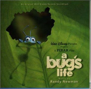 Image 1 for a bug's life An Original Walt Disney Records Soundtrack
