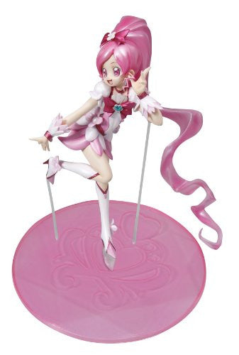 Image 4 for Heartcatch Precure! - Chypre - Cure Blossom - Excellent Model - 1/8 (MegaHouse)