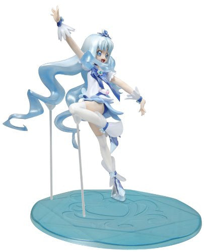 Image 7 for Heartcatch Precure! - Coffret - Cure Marine - Excellent Model - 1/8 (MegaHouse)