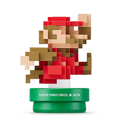 Image for Super Mario Brothers - Mario - Amiibo - Amiibo Super Mario Bros. 30th Series - Classic Colour (Nintendo)