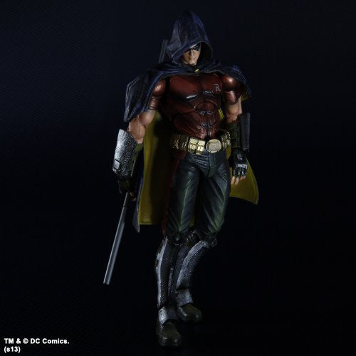 Image 2 for Batman: Arkham City - Robin - Play Arts Kai (Square Enix)