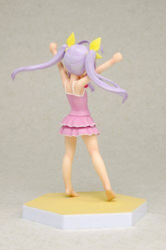 Image 8 for Non Non Biyori - Miyauchi Renge - Beach Queens - 1/10 - Swimsuit ver. (Wave)