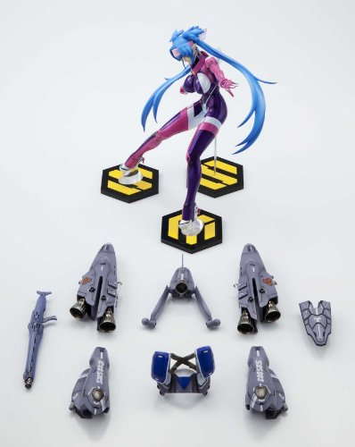Image 7 for Macross Frontier - Klan Klang - Excellent Model - Armored ver. (MegaHouse)