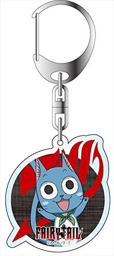 Image 1 for Fairy Tail - Happy - Keyholder (Contents Seed)