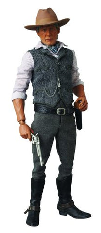 Image for Cowboys & Aliens - Colonel Woodrow Dolarhyde - Real Action Heroes #562 - 1/6 (Medicom Toy)
