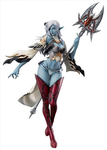 Image 1 for Lineage II - Dark Elf - 1/7 (Max Factory)