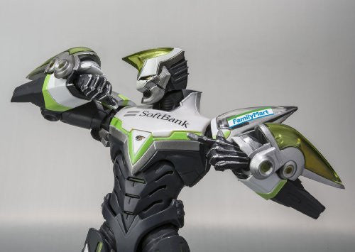 Image 5 for Tiger & Bunny - Wild Tiger - S.H.Figuarts - Movie Edition (Bandai)