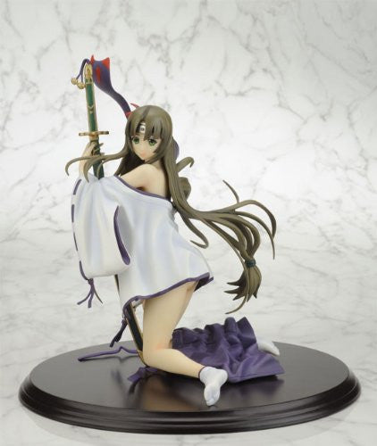 Image 2 for Queen's Blade - Tomoe - 1/6 - 2P Color Damage (Q-six)