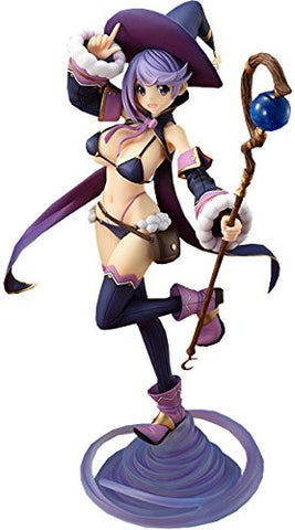 Image for Bikini Warriors - Mage - 1/7 - with Poster (Alphamax, Hobby Japan)