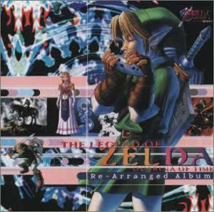 Image 1 for THE LEGEND OF ZELDA -OCARINA OF TIME- / Re-Arranged Album