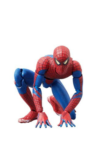 Image 2 for The Amazing Spider-Man - Spider-Man - Mafex #1 (Medicom Toy)