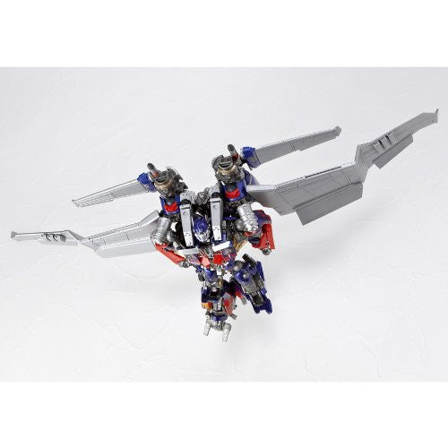 Image 11 for Transformers Darkside Moon - Convoy - Revoltech #040 - Revoltech SFX - Optimus Prime - Jetwing Equipment (Kaiyodo)