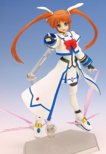 Image 5 for Mahou Shoujo Lyrical Nanoha StrikerS - Takamachi Nanoha - Figma - Barrier Jacket - 005 (Max Factory)