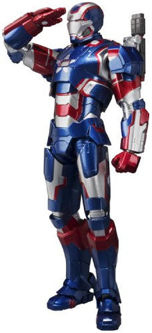 Image for Iron Man 3 - Iron Patriot - S.H.Figuarts (Bandai)