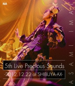 Image for 5th Live Precious Sounds - 2012.12.22 at Shibuya-ax