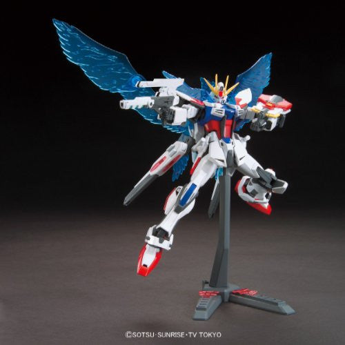 Image 4 for Gundam Build Fighters - GAT-X105B/ST Star Build Strike Gundam - HGBF #009 - 1/144 - Plavsky Wing (Bandai)