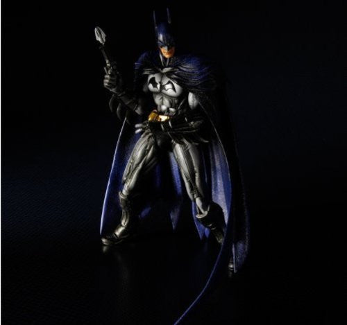 Image 2 for Batman: Arkham City - Batman - Play Arts Kai (Square Enix)