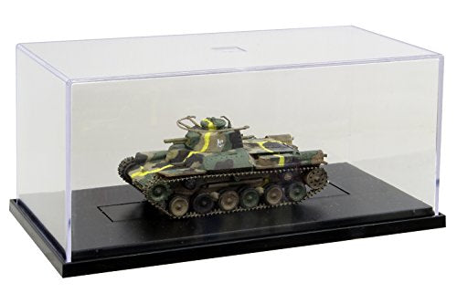 Girls und Panzer der Film - Tenohira Senshado Collection - 08 - Type 97 Medium Tank (Old turret)  - 1/72 - Chihatan Academy (Platz, Dragon)