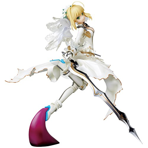 Image 1 for Fate/Extra CCC - Saber Bride - Perfect Posing Products - 1/8 (Medicom Toy)