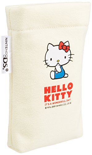 Image 2 for Hello Kitty Slim Pouch III DSi (White)