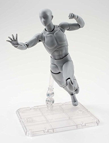 Image 12 for S.H.Figuarts - Body-kun - DX Set, Gray Color Ver. (Bandai)