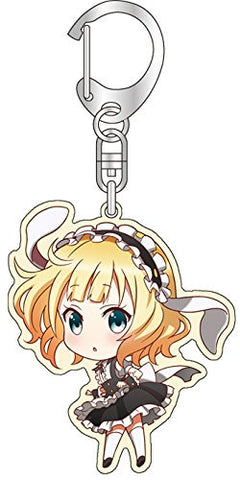 Image for Gochuumon wa Usagi Desu ka? - Kirima Sharo - Keyholder (Broccoli)
