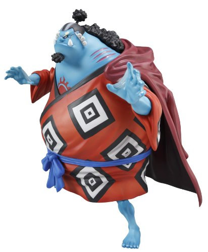 Image 2 for One Piece - Jinbei - Portrait Of Pirates DX - Excellent Model - 1/8 (MegaHouse)