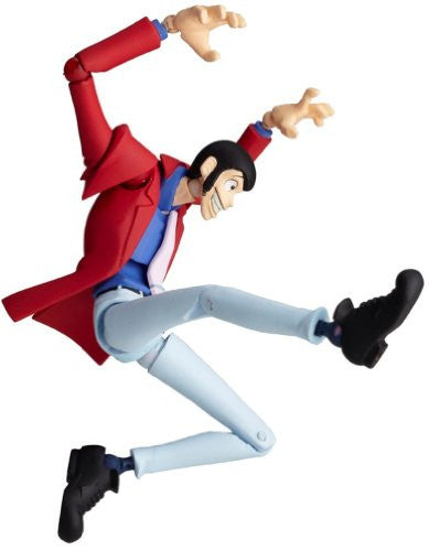Image 1 for Lupin III - Lupin the 3rd - Revoltech - Legacy of Revoltech - No. 097 (Kaiyodo)
