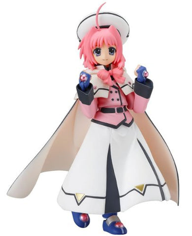 Image for Mahou Shoujo Lyrical Nanoha StrikerS - Caro Ru Lushe - Figma #089 - Barrier Jacket ver. (Max Factory)