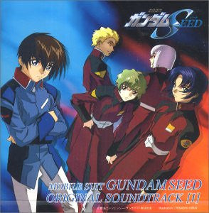 Image 1 for Mobile Suit Gundam SEED ORIGINAL SOUNDTRACK I