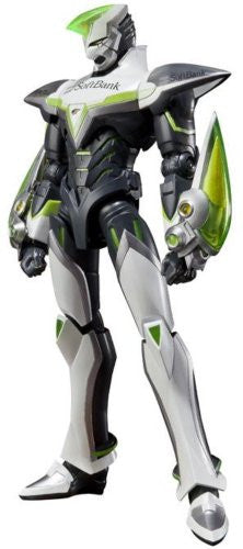 Image 1 for Tiger & Bunny - Wild Tiger - S.H.Figuarts (Bandai)