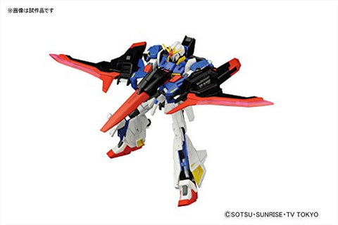 Image for Gundam Build Fighters Try - Lightning Zeta Gundam - HGBF - 1/144 (Bandai)