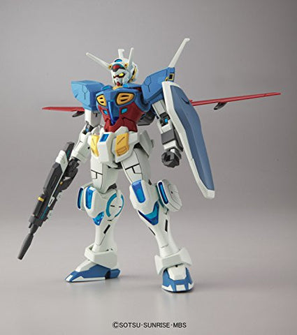 Image for Gundam Reconguista in G - YG-111 Gundam G-Self - HGRC - 1/144 - Atmospheric Pack Equipped Type (Bandai)